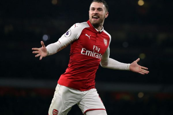 Aaron Ramsey agrees to join Juventus from Arsenal in the summer
