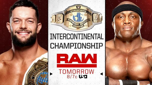 WWE Announces Title Match For Monday's RAW