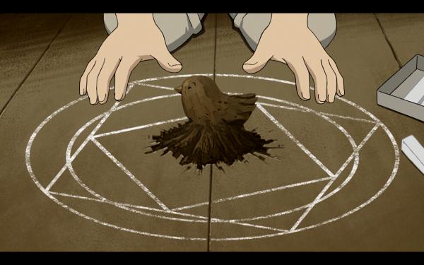 Explaining FMA's alchemy Part 1: The Basics