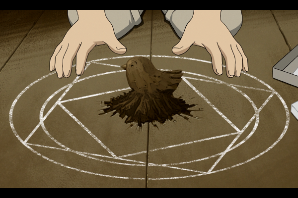 Explaining FMA's alchemy Part 1: The Basics